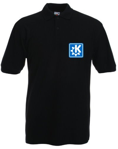 Polo-Shirt - KDE