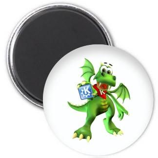 Magnet - KDE Konqui