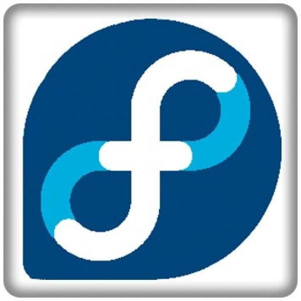 PC-Sticker - Fedora