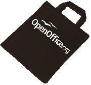 Baumwolltasche - OpenOffice