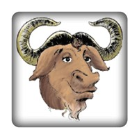 PC-Sticker - GNU