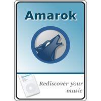 Notebook-Sticker - Amarok