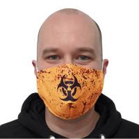 """Gesichtsmaske """"Biohazard"""""""