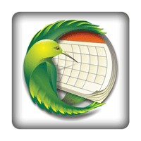 PC-Sticker - Sunbird