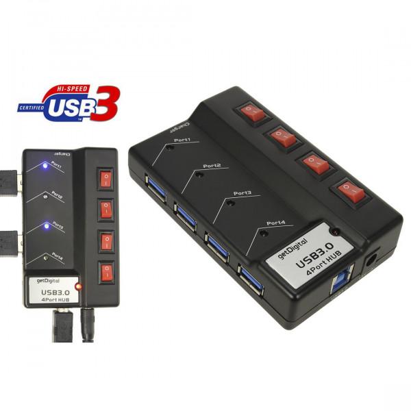 Ultimate USB 3.0 Hub