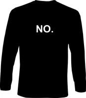 Langarm-Shirt - NO.