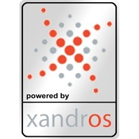 Notebook-Sticker - Xandros