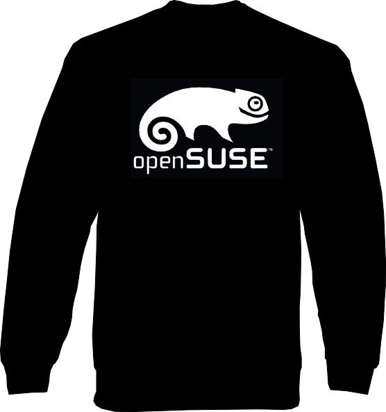 Sweat-Shirt - openSUSE
