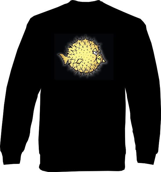 Sweat-Shirt - OpenBSD