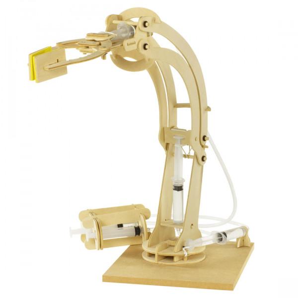Hydraulischer Roboterarm Bausatz