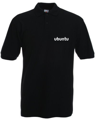 Polo-Shirt - ubuntu
