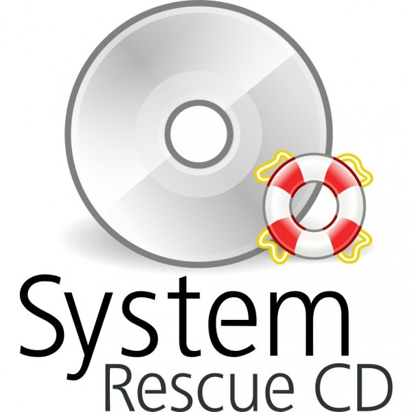 SystemRescueCD 6.0.3