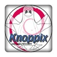 PC-Sticker - Knoppix Nr.1