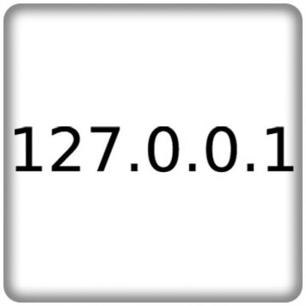 PC-Sticker - Localhost