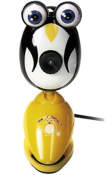 Webcam Tux