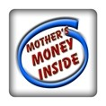 PC-Sticker - Mothers Money inside