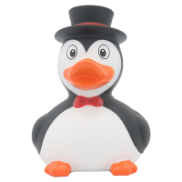 Badeente Pinguin Quietscheentchen